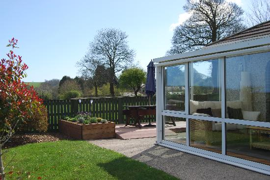Jordanston Holiday Cottages: Pleasant Valley Outdoor space