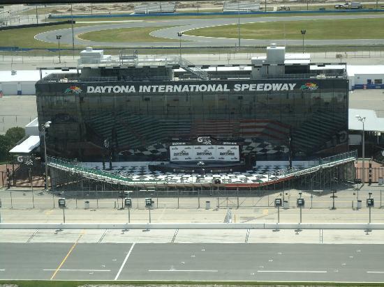 Daytona International Speedway Tour: View from Sprint tower
