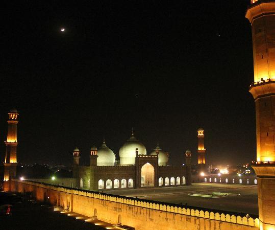 Cuckoo's Den: Lahore Mosque
