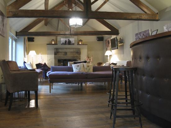 The White Swan Inn: Club Room