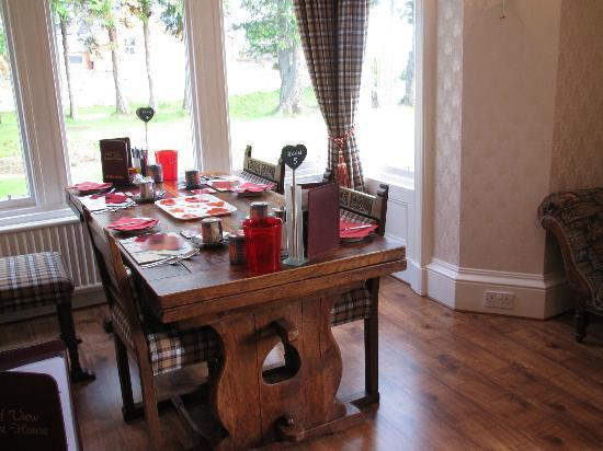 Golf View House: Breakfast room