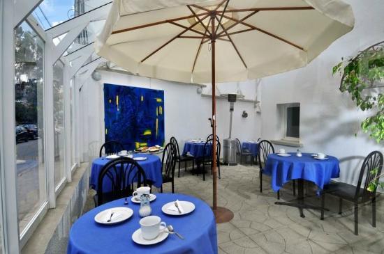 Casa Fusion Hotel Boutique : CAFETERIA