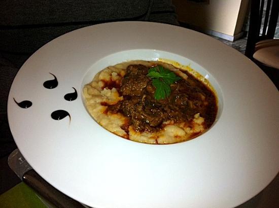 Pachacamac : Seco de carne