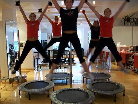 Academias de ginástica