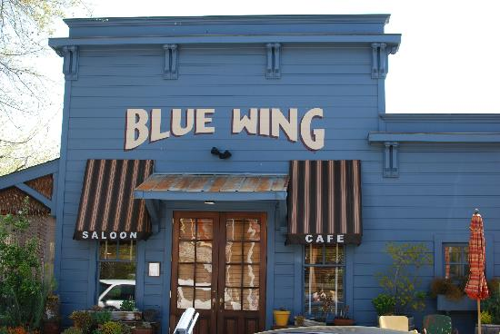 Blue Wing Saloon & Cafe : Blue Wing
