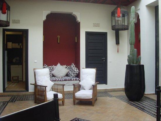Riad Akka:                   Main Area