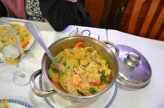 Restaurante Marisqueira Porto Novo