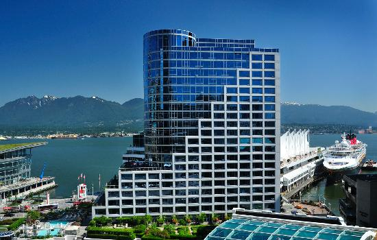 Fairmont Waterfront Updated 2017 Prices Reviews Amp Photos Vancouver British Columbia