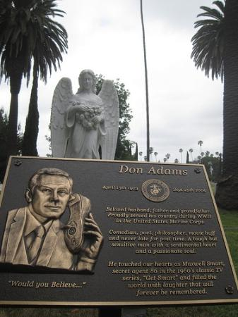 Hollywood Forever Cemetery: Don Adams