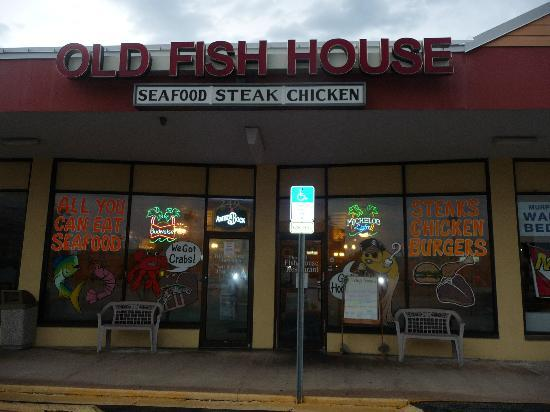 Old fish house restaurant cocoa beach menu prices for Old florida fish house menu