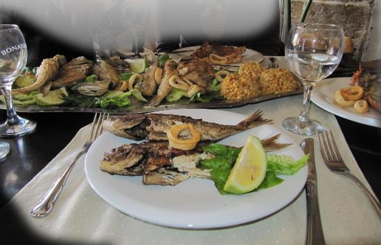 El Minzah: piatto variato