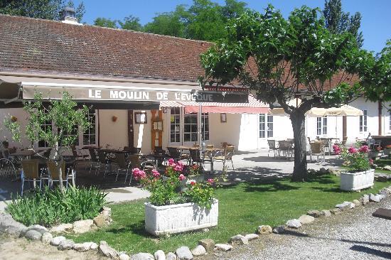 Le Moulin de L' Evêque