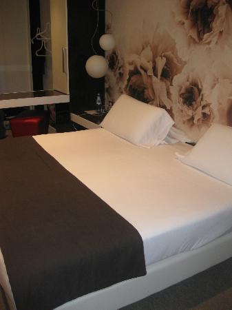 Fabio Massimo Design Hotel: bed