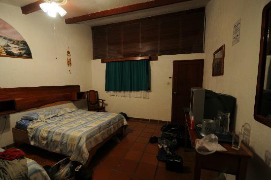 Hotel y Restaurant Samoa del Sur : Standardzimmer
