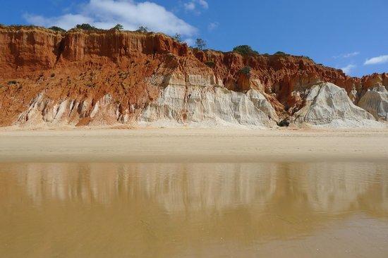 Plage de Falesia : Falesia Beach, Portugal