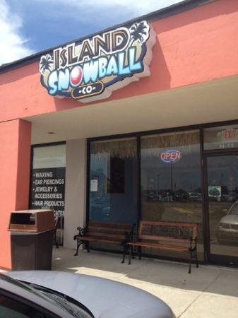 Island Snowball Company