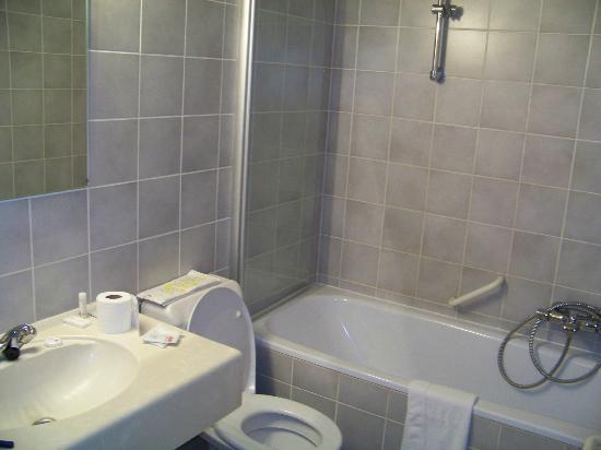 Hotel Prinse: Bathroom