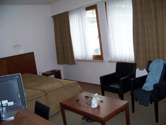 Hotel Prinse: Large room