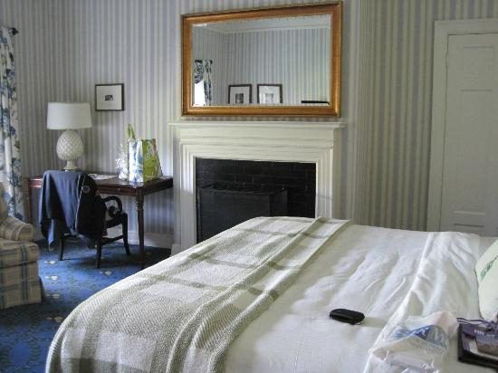 The Omni Homestead Resort: My room
