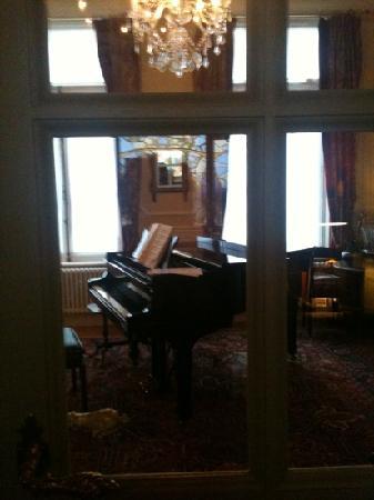 Maison Noble: sala di musica