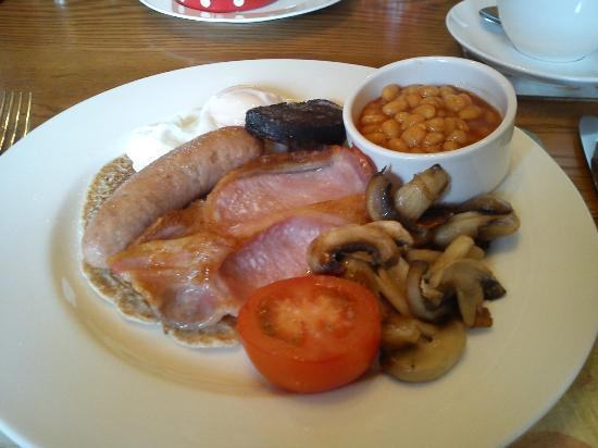 Image result for DERBYSHIRE BREAKFAST