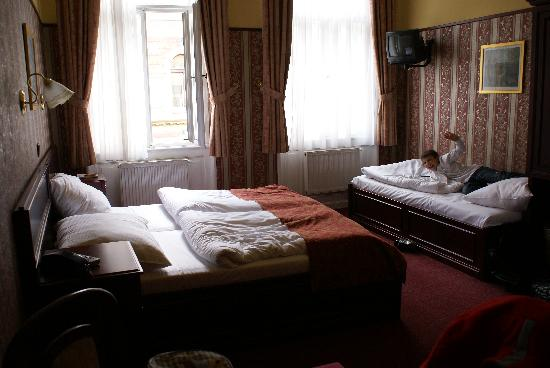 Old Prague Hotel: chambre 305