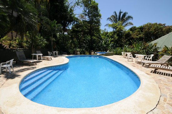 Tabulia Tree Hotel & Villas: Pool