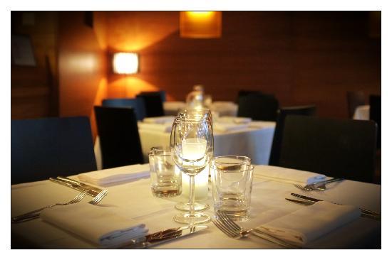 Riverside Brasserie Dining Table