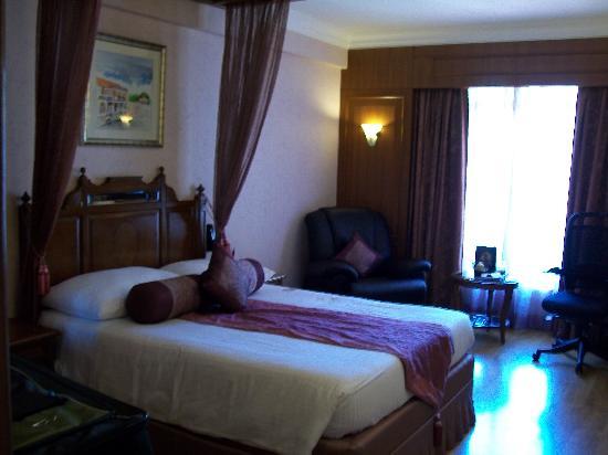 Radisson Blu Hotel GRT Chennai: Standard double room