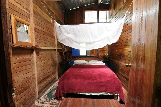 La Carolina Lodge: Zimmer im Haupthaus
