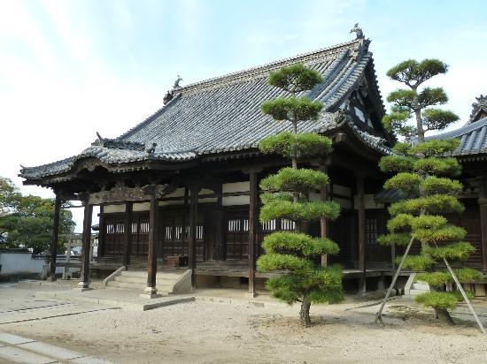 Kanryuji Temple: Hauptgebäude