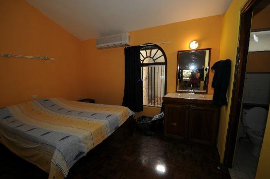 Hotel Nahua : Zimmer