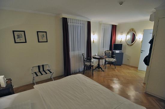 Hotel Regina: Zimmer 511
