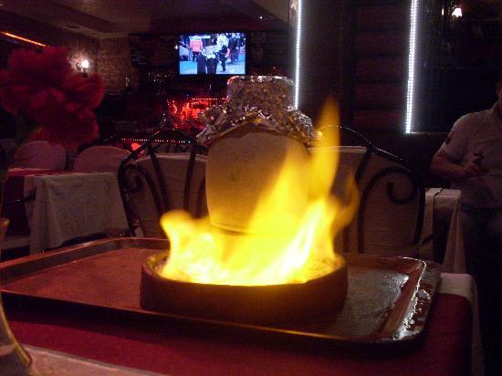 Siva Cafe Restaurant: Testi Kebap