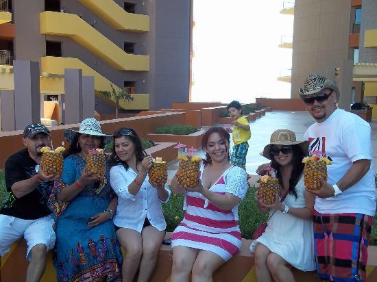 Las Palomas Beach & Golf Resort: gustan