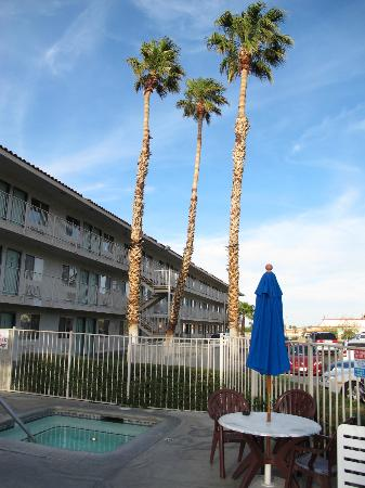 Motel 6 Twentynine Palms: the motel
