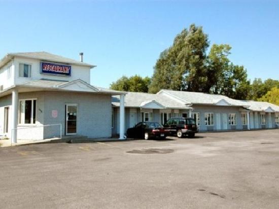 Motel Auberge Du Ruisseau