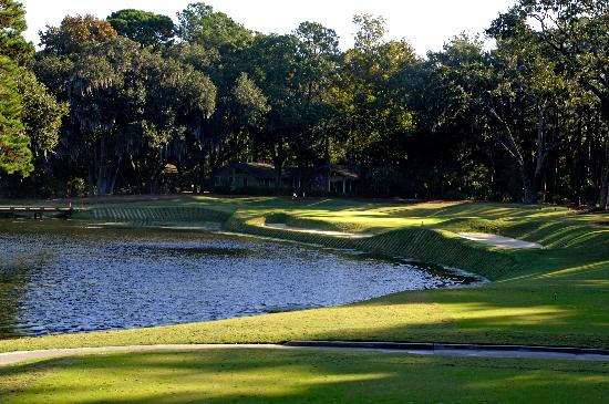 Heron Point by Pete Dye at Sea Pines Resort : Heron Point by Pete Dye #13