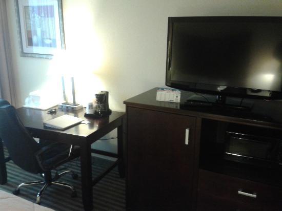 Quality Inn: bedroom