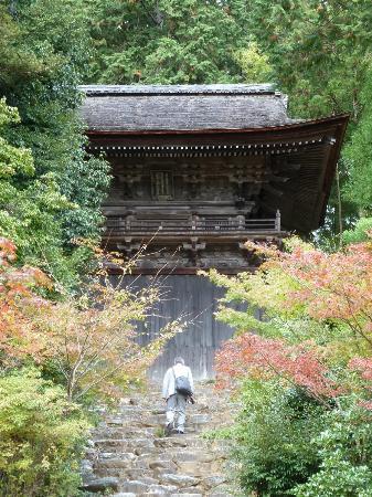 Jingoji Temple: Shoro Glockenturm