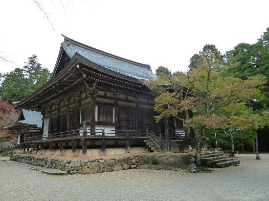 Jingoji Temple: Bishamondo
