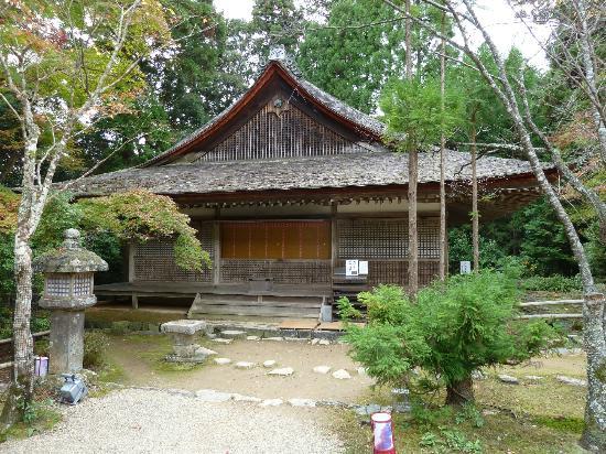 Jingoji Temple: Daishido