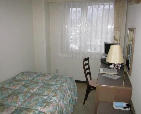Hotel Garden Hanamura: Hotel Room