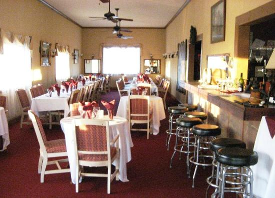 One Of Three Beautiful Dining Rooms Picture Of Carriage Horses