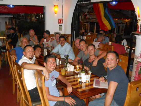 Gay Vallarta Bar Hopping