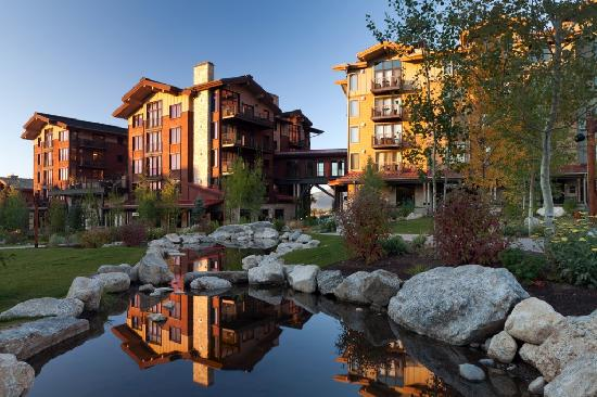 Teton Village, WY: Summer at Hotel Terra Jackson Hole