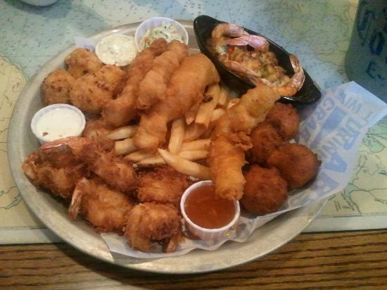 Platter Up The Crab Joes Big Shack Hook At