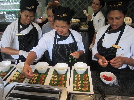 The Chava Resort: Chava Kitchen