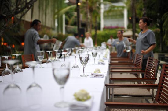 The Chava Resort: Chava Private Dinner