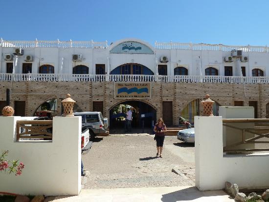 Blue Beach Club: Main Entrance